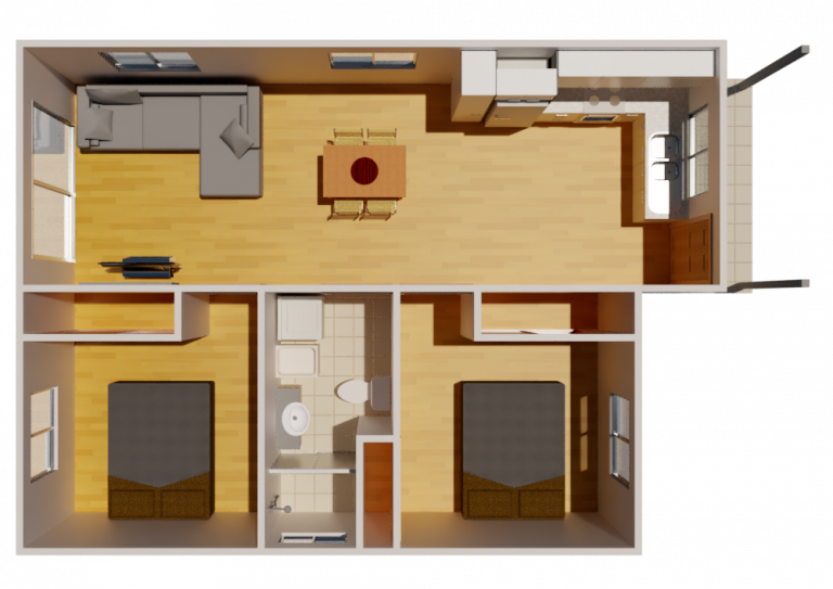 Granny Flats Bello Design