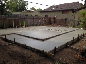 Granny-Flat-poured-concrete-slab