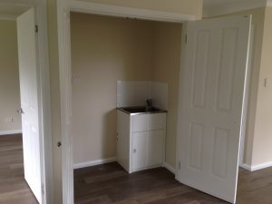 Granny Flats internal laundry
