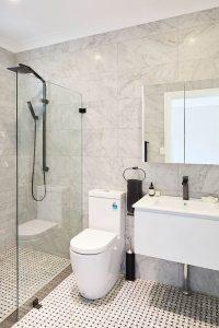 Granny Flats sydney bathroom