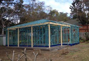 granny-flat-frames-installed